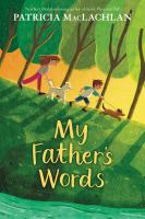 Cover image for My father's words
