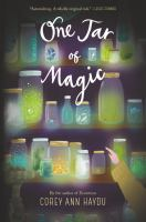 Cover image for One jar of magic