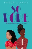 Cover image for So done