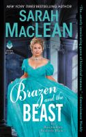 Cover image for Brazen and the beast