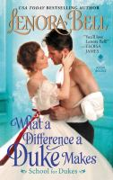 Cover image for What a difference a duke makes