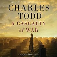 Cover image for A casualty of war
