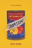 Cover image for Let's call it a doomsday