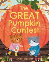 Cover image for The great pumpkin contest