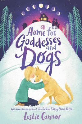 Cover image for A home for goddesses and dogs