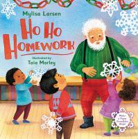 Cover image for Ho ho homework