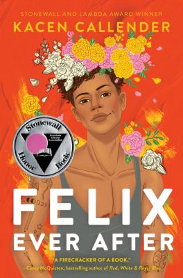 Cover image for Felix ever after