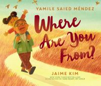 Cover image for Where are you from?