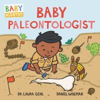 Cover image for Baby paleontologist
