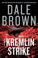 Cover image for The Kremlin strike : a novel