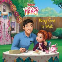 Cover image for Nancy goes to work