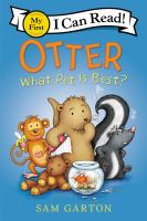 Cover image for Otter : what pet is best?