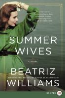 Cover image for The summer wives
