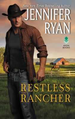 Cover image for Restless rancher