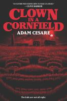 Cover image for Clown in a cornfield