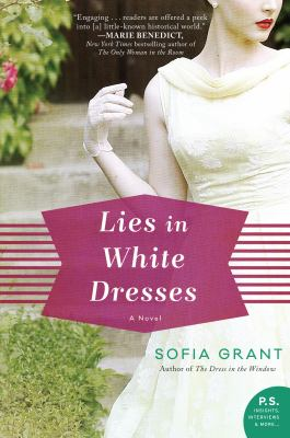 Cover image for Lies in white dresses : a novel