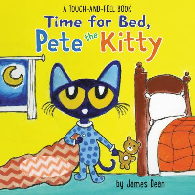 Cover image for Time for bed, Pete the Kitty