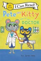 Cover image for Pete the Kitty goes to the doctor