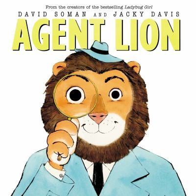 Cover image for Agent Lion