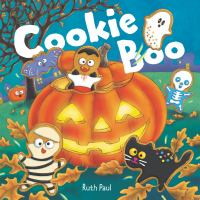 Cover image for Cookie boo