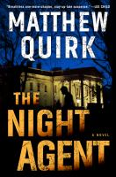 Cover image for The night agent : a novel