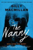Cover image for The nanny : a novel