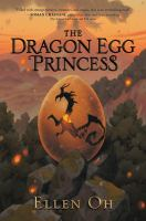 Cover image for The dragon egg princess