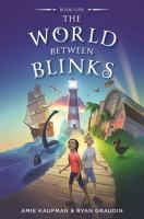 Cover image for The world between blinks