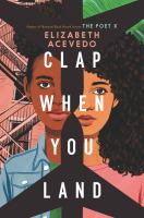Cover image for Clap when you land