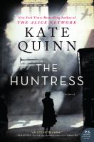 Cover image for The huntress : a novel