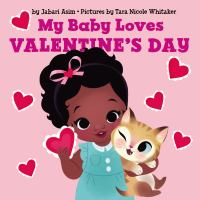 Cover image for My baby loves Valentine's Day