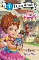 Cover image for Fancy Nancy : Toodle-oo, Miss Moo