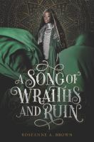 Cover image for A song of wraiths and ruin