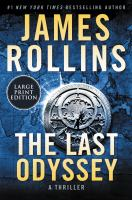 Cover image for The last odyssey : a thriller