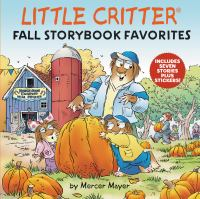 Cover image for Little critter : fall storybook favorites
