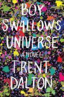 Cover image for Boy swallows universe : a novel
