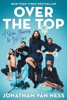 Cover image for Over the top : a raw journey to self-love