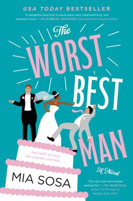 Cover image for The worst best man : a novel