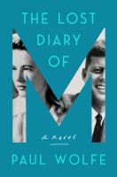 Cover image for The lost diary of M : a novel