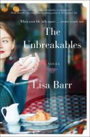 Cover image for The unbreakables : a novel