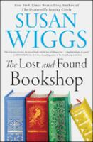 Cover image for THE LOST AND FOUND BOOKSHOP:  A NOVEL