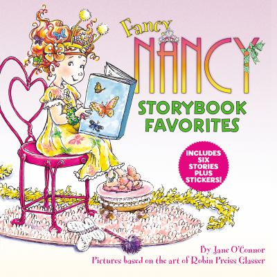 Cover image for Fancy Nancy storybook favorites