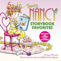 Cover image for Fancy Nancy storybook favorites