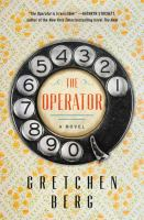 Cover image for The operator : a novel