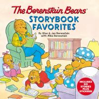 Cover image for The Berenstain Bears storybook favorites