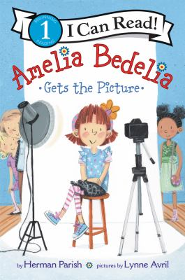 Cover image for Amelia Bedelia gets the picture