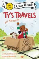 Cover image for Ty travels : all aboard!