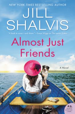Cover image for Almost just friends : a novel