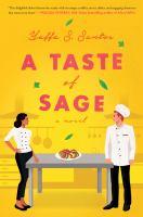 Cover image for A taste of sage : a novel