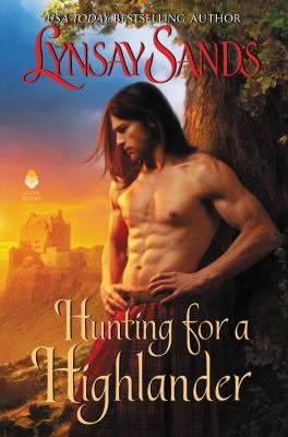 Cover image for Hunting for a Highlander